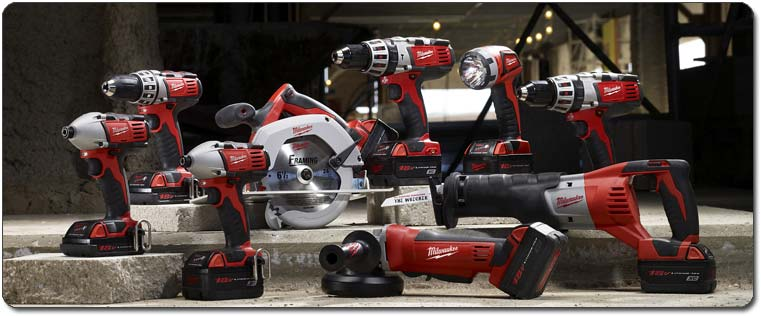 MILWAUKEE m18 family